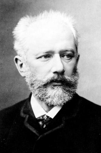 Piotr Ilic Tchaikovsky